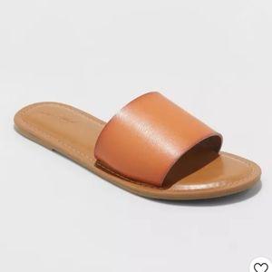 New Womens Slide Sandal